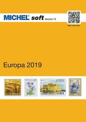 MICHELsoft Briefmarken Europa 2019 – Version 12