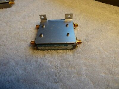 Tektronix 496 Spectrum Analyzer POWER DIVIDER ASSEMBLY 119-1019-00