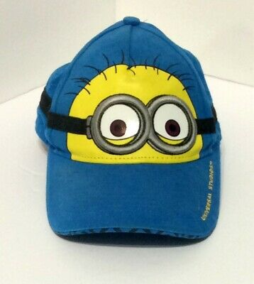 14b43b499 DESPICABLE ME MINION Cap Sport Baseball Hat Summer for Kids ...