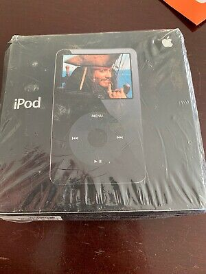 NEW Apple iPod Classic Video 5th Generation Black (30GB)