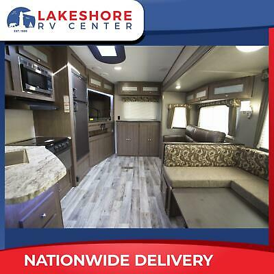 KEYSTONE HIDEOUT 262RES FIFTH WHEEL CAMPER RV Comes with a FREE 50'' TV