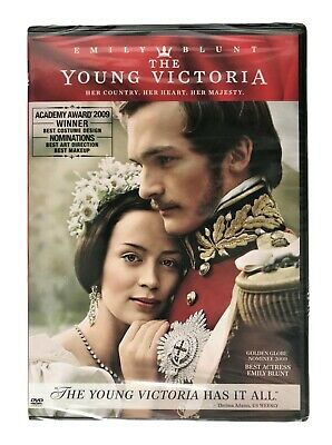 The Young Victoria (DVD, 2010) Subtitled, Widescreen BRAND NEW FACTORY SEALED