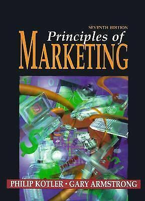 Principles of Marketing  (NoDust) by Gary Armstrong; Philip Kotler