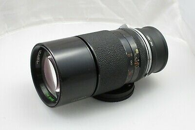 for SONY NEX e-mount adapted lens Tamron 200 mm F 3.5 Olympus OM bundle + new 2X