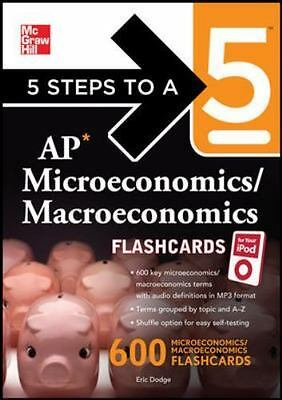 5 Steps to a 5 on the Advanced Placement Examinations: 5 Steps to a 5 AP Microec