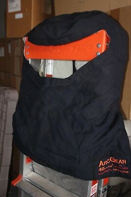 Steel Grip 40cal/cm2 Arc Flash Hood