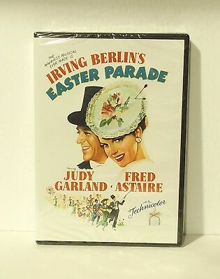 Easter Parade (DVD, 2011) Judy Garland Fred Astaire NEW AUTHENTIC REGION 1