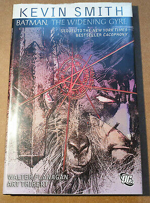 Batman - The Widening Gyre - DC Comics - Graphic Novel - Kevin Smith - Hardcover