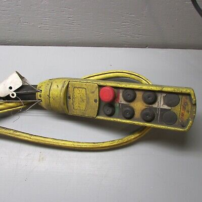Kone Crane 2213466001 Push Button Control Station.