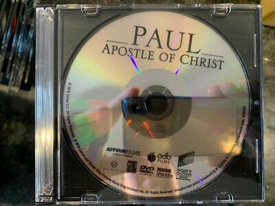 Paul Apostle of Christ DVD Disc ONLY No Digital/Slip/Cover Combine SHIP