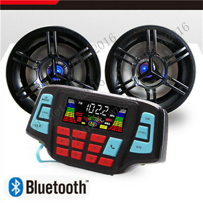 Amplified Speaker System Bluetooth  3' UTV/ATV/Snowmobile/Marine In US