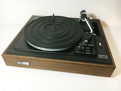 BSR Serviced 300 KAX Automatic Changer Turntable Record Player W/ Pickering Cart