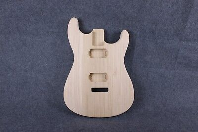 New Guitar Body Replacement Paulownia For Strat Electric Guitar Accessories