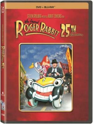 Who Framed Roger Rabbit: 25th Anniversary Edition (Two-Disc Blu-ray/DVD...