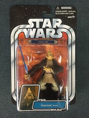Star Wars Original Trilogy Collection OTC Transitional '05#01 Pablo-Jill Carded