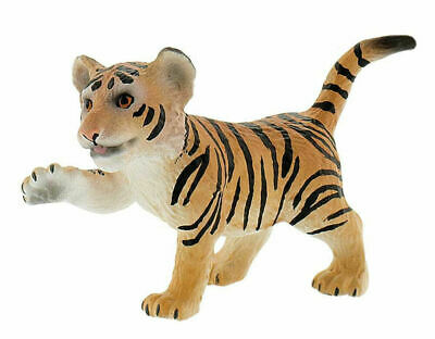 Bullyland Baby Tiger Cub Figure #73565 Spraitbach Ger,Any