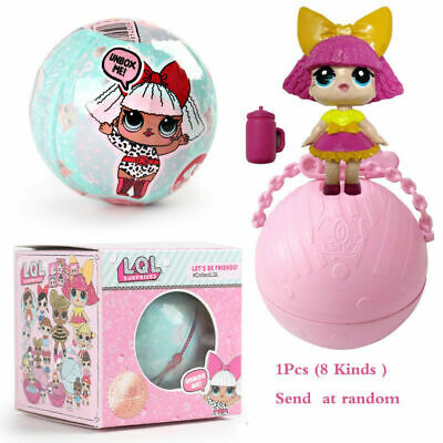 1PCS LOL Lil Outrageous Surprise Ball Blind Dolls Kids Toy Girl New Hot Gift