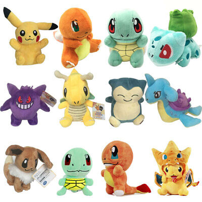 Hot Cute Rare Pikachu Plush Doll Soft Toys Stuffed Teddy Kids Party Gifts