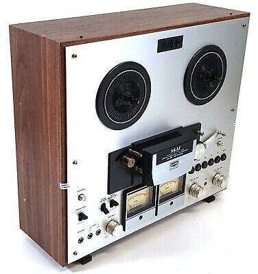 AKAI GX-270D Reel To Reel Stereo Tape Deck Recorder Automatic Reverse #947