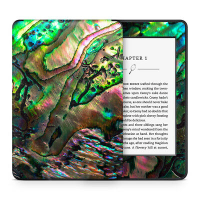 Abalone Shell Vinyl Skin Sticker Wrap to Cover & Personalise Kindle eReader