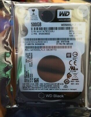 2019/5 HDD 500GB For BMW ICOM A2/ NEXT Software ISTA-D:4.17 ISTA-P:3.66.2.000