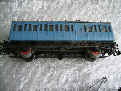 Urlter Märklin Waggon,blau,Made in GERMANY ,,Personenwagen,Eisenbahn