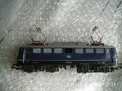 Uralte Märklin Lokomotive,Made in GERMANY WEST,Eisenbahn DB 110 234-2