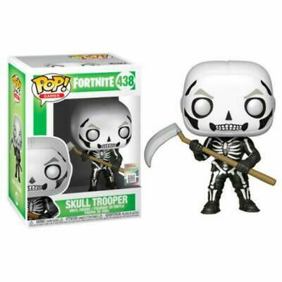Figura Funko Pop! Games 438 Fortnite Skull Trooper