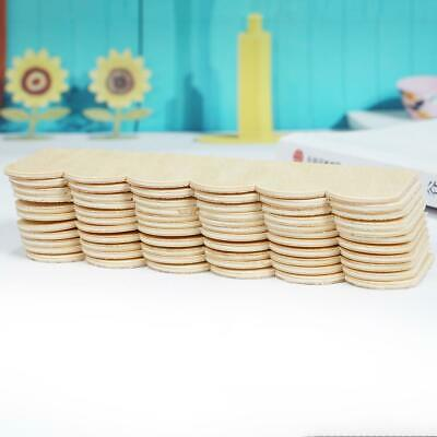 12Pcs Doll House Wooden Roof Tile Decoration For 1:12 Doll Dollhouse Miniature