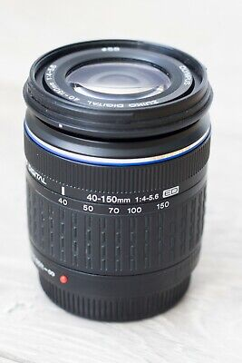 Olympus Zuiko Digital 40-150mm f4-5.6 Telephoto Zoom Lens - Olympus Four Thirds