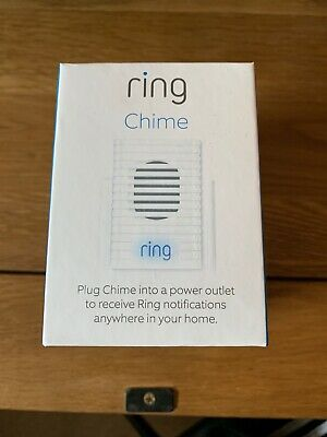 Ring Chime - Wi-Fi Enabled Indoor Chime for Video Ring Doorbell - White