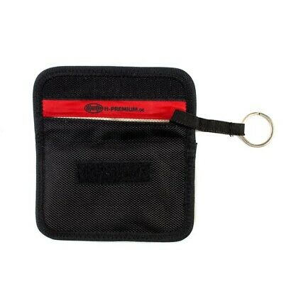 TOP Car keyless fob signal blocker pouch RFID blocking case antitheft protection
