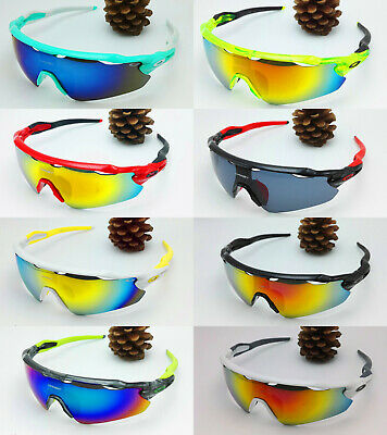Men's Eyewear Outdoor Goggles Driving Sport Cycling Bicycle Sunglasses Glasses