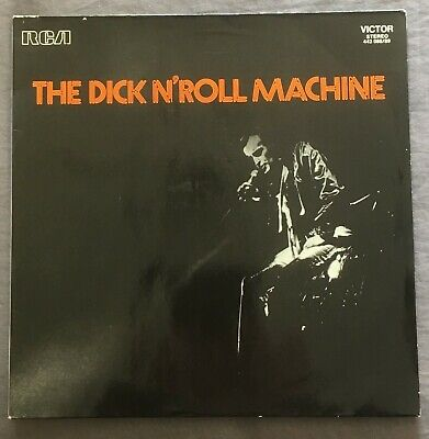 """DICK RIVERS """"THE DICK N'ROLL MACHINE"""" double LP 33t FRANCE RCA 1972"""