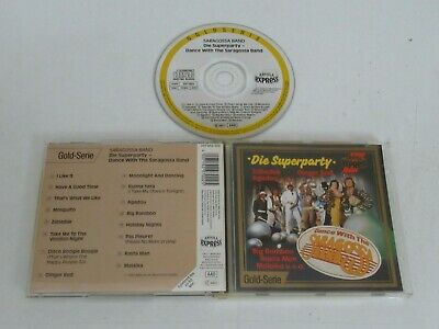 Saragossa Band/Die Superparty Dance With The Saragossa Band(Ariola 297002) Cd