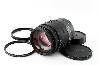 [AS-IS] Sigma ZOOM 28-200mm f/3.8-5.6 DL HYPERZOOM Lens for Canon EOS #S1089
