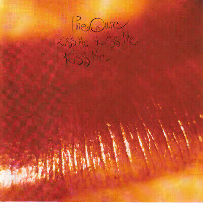 CD-THE CURE/ Kiss me Kiss me /17 Songs/1987 (West Germany) AAD