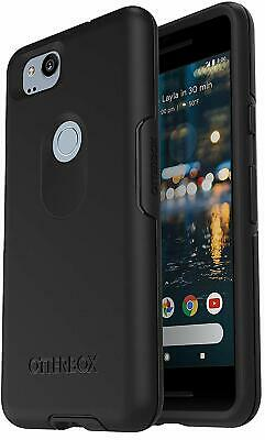 OtterBox Symmetry Series Case for Google Pixel 2 - Easy-Open Packaging - Black