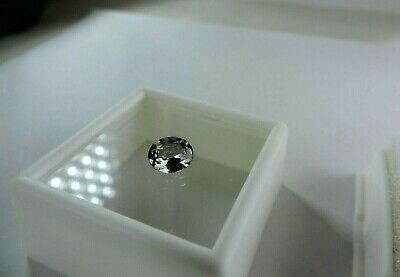 1.15ct Oval Shaped GREY/BLUE Tanzanite. GORGEOUS stone ready to be set