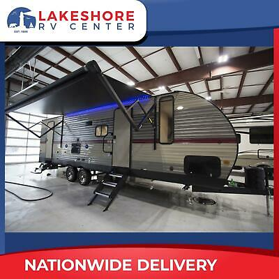 2018 Forest River Cherokee 274DBH Double Bunk RV Travel Trailer Camper Wholesale