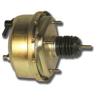 """GM Zinc 7/"""" Dual Diaphragm Power Brake Booster Fit Chevy Ford Street Hot Rod"""