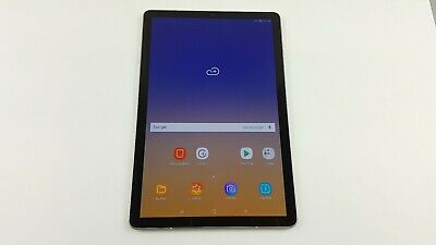Samsung Galaxy Tab S4 64GB (Wi-Fi) 10.5 in Gray/White Very Good Condition 30478