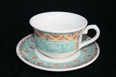 Churchill Ports Of Call Kabul By Jeff Banks Tea Cup & Saucer