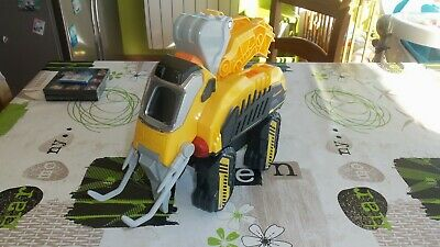 V TECH Switch & Go Dinos  Digger le mammouth laineux, jaune / noir