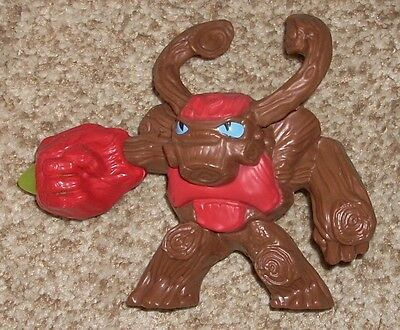2013 McDonalds Happy Meal Toy Activision Skylanders Tree Rex #1 Action Figure