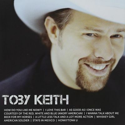 Toby Keith: Icon CD (Greatest Hits / The Best Of)