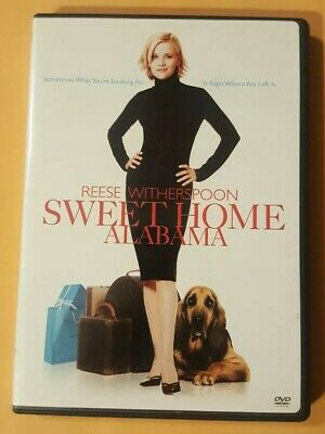 Sweet Home Alabama On Dvd In Very Good Conditions Reese Whiterspoon