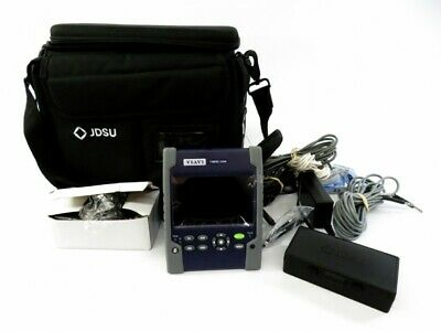 JDSU Viavi T-BERD MTS 2000 Fiber Optic Test Set OTDR 4136 MP Option FC-S