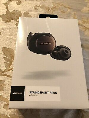 Bose® SoundSport® Free Truly Wireless Water-Resistant Earbuds with Charging Case