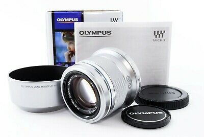Olympus M.Zuiko Digital 45mm F/1.8 Wide Angel Lens w/Hood [Exc++] #398860
